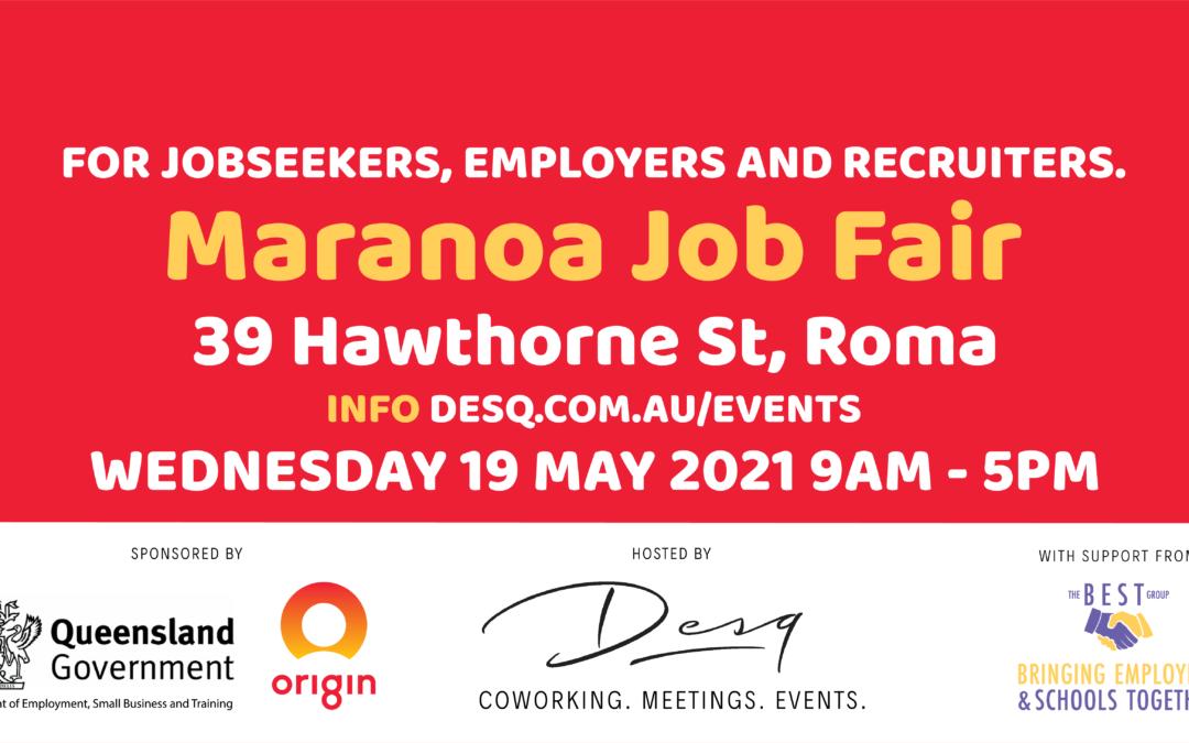 Maranoa Job Fair